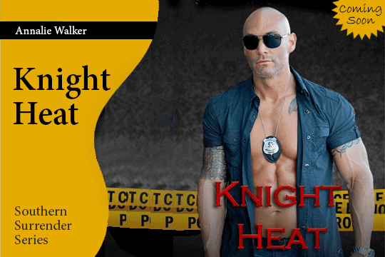 Annalie Walker Book Knight Heat