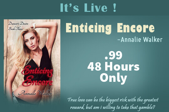 Annalie Walker Book Enticing Encore